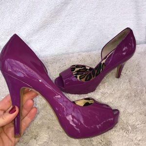 Magenta size 10 Jessica Simpson stilettos